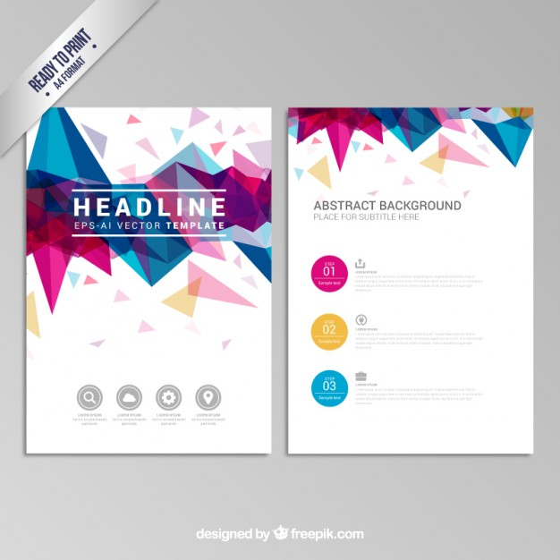 brochure-with-colorful-geometric-design_23-2147508903