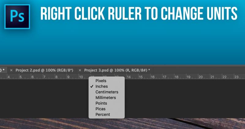 5.1 ruler units