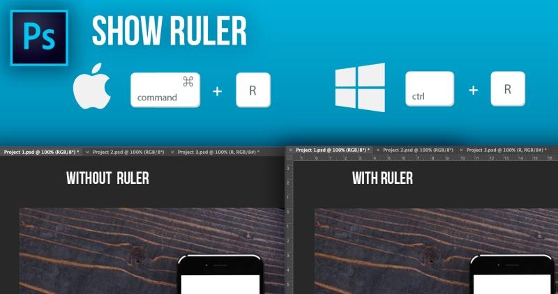 5 ruler
