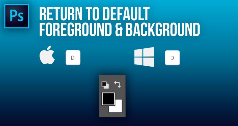 9 default foreground background